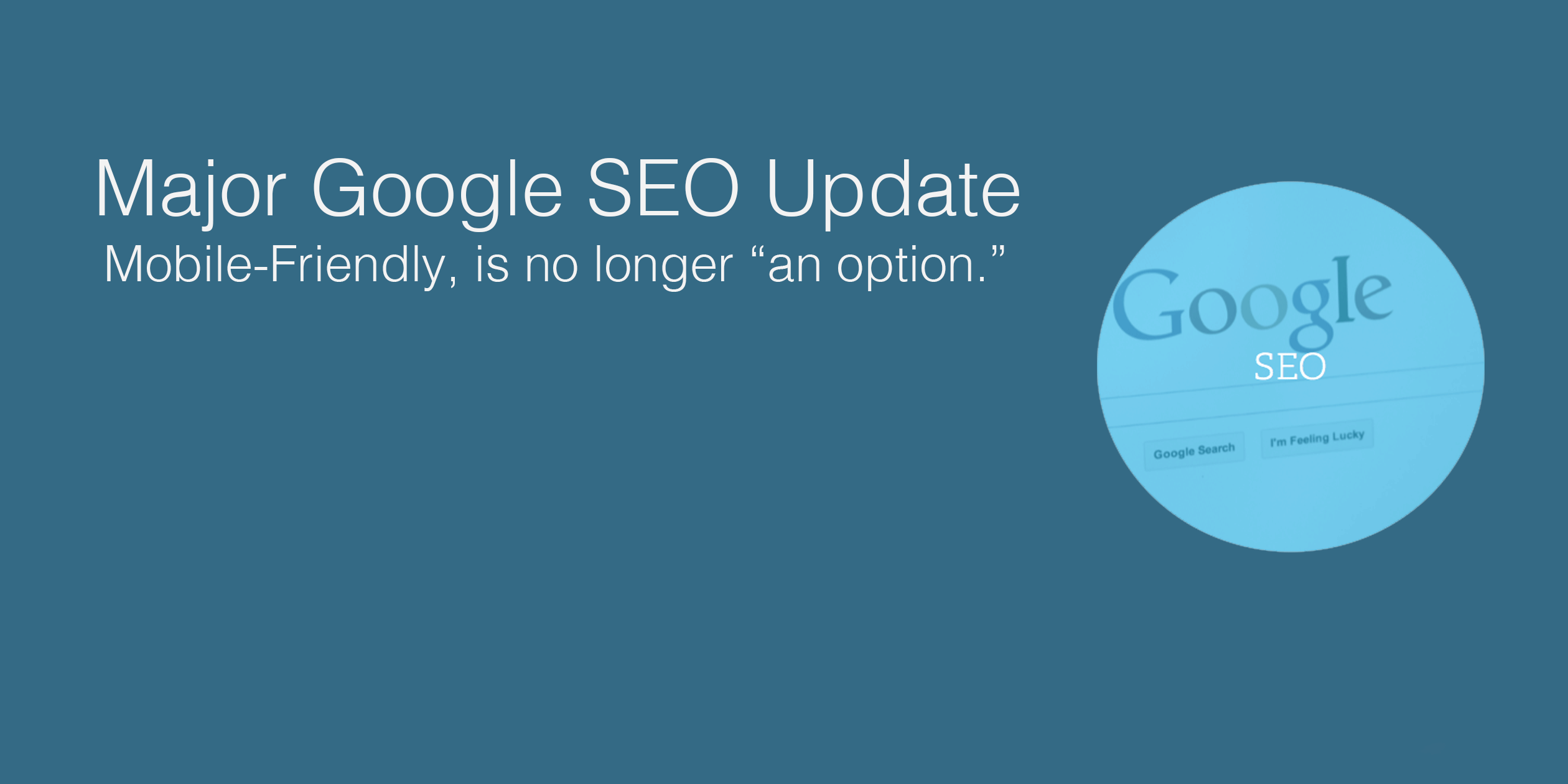 Google SEO Update
