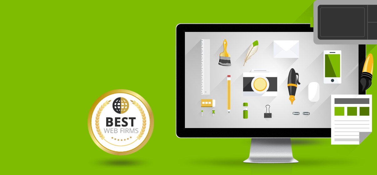 Best Web Firms Award - UZU Media