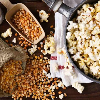 coles popcorn