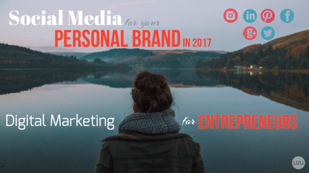 Social Media for your Personal Brand