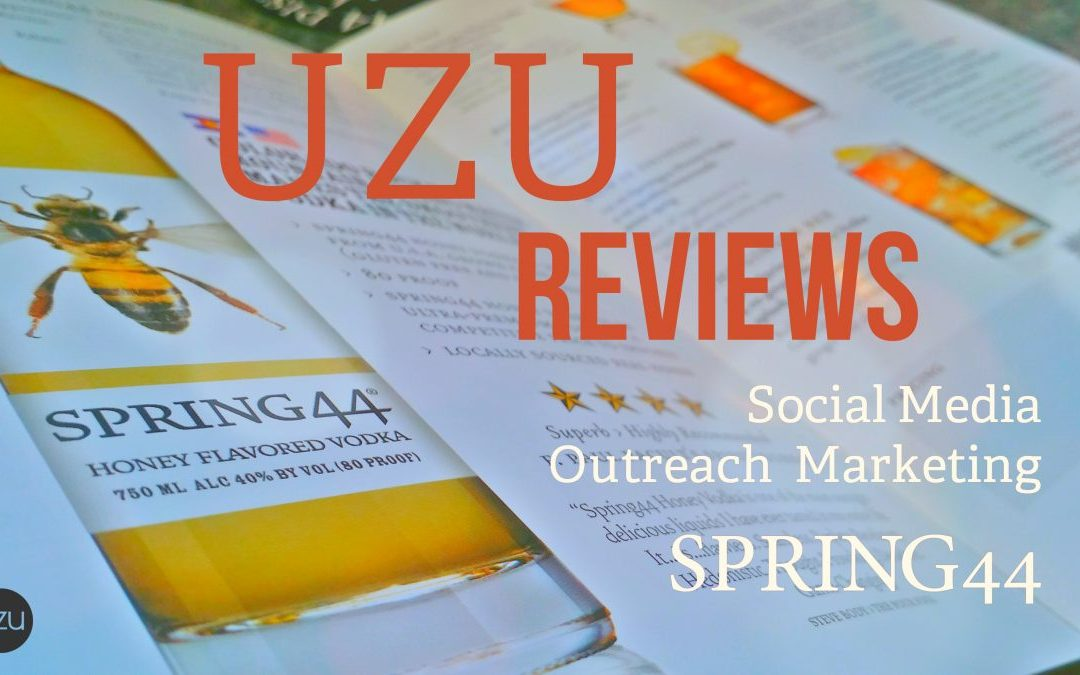 UZU Reviews: Spring44