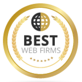 Best Web Firms Award