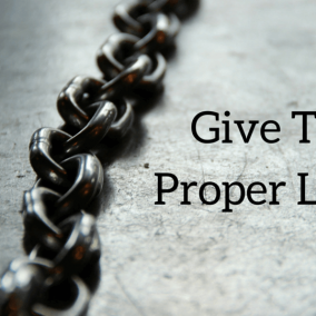 Give the Proper Links